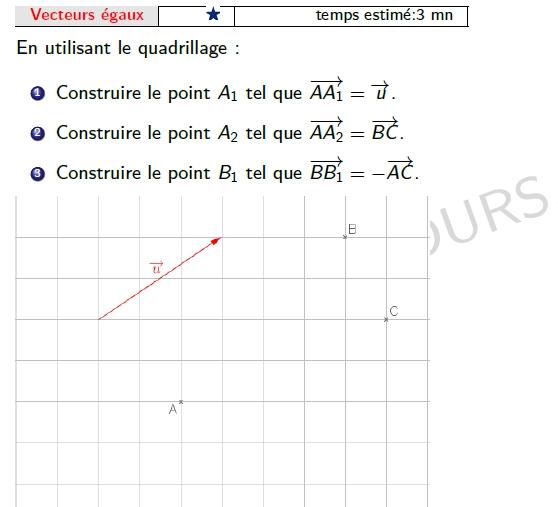 Videos Et Ex De Maths Seconde